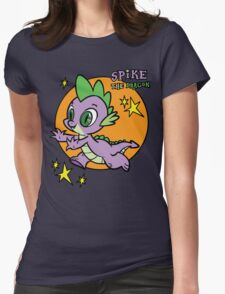 spike the dragon Womens Fitted T-Shirt