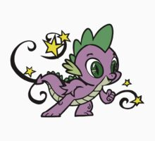 spike the dragon by Malentis