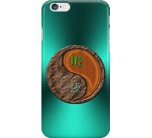 Virgo & Dog Yang Wood iPhone Case/Skin
