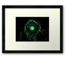 Earth Essence Framed Print