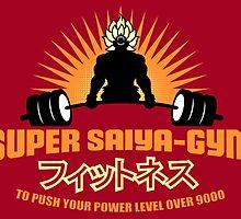 Super Saiya-Gym by DOPEFLVR