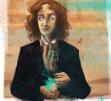 8th Doctor by kahahuna