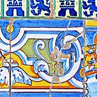Wall Tiles  by Ethna Gillespie