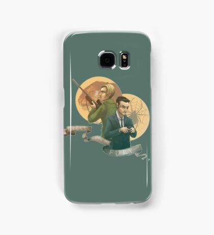 Hell Hath No Fury Samsung Galaxy Case/Skin