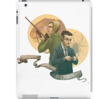Hell Hath No Fury iPad Case/Skin