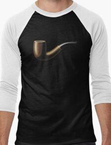 bitch I might be Men's Baseball ¾ T-Shirt