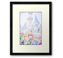 springtime kingdom Framed Print