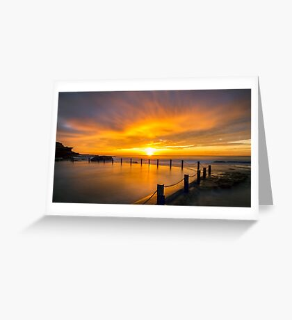 Passion in the Sky Greeting Card
