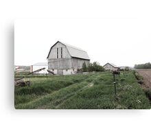Old Farm Canvas Print