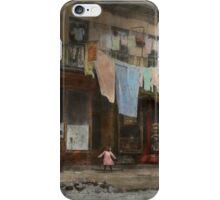 City - Elegant Apartments - 1912 iPhone Case/Skin