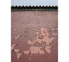 Cracks Photographic Print