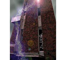 Stairwell #3 Photographic Print