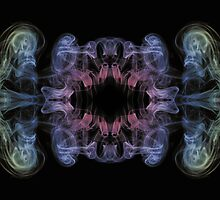 Smoke Abstract by Chris Richards