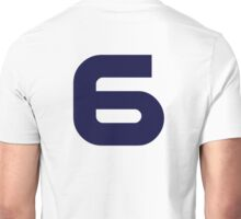 Number 6 Unisex T-Shirt