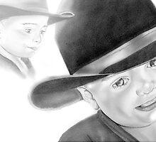 Cowboy,baby! by paulini