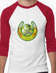 Celtic Epona Men's Baseball ¾ T-Shirt