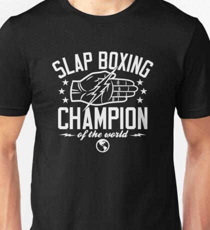 Slap Boxing Champion Unisex T-Shirt