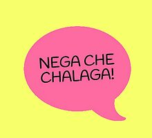 NEGA CHE CHALAGA - PINK by Kpop Love