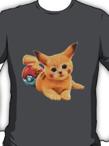 Pikachu the Kitty T-Shirt