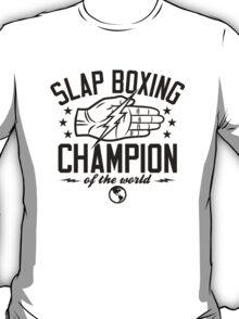 Slap Boxing Champion T-Shirt