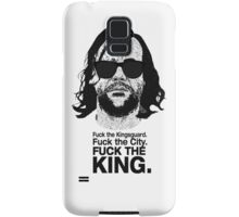 The Hound Vs The Crown Samsung Galaxy Case/Skin