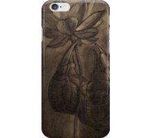 Il drago e il fiore iPhone Case/Skin