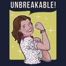 Unbreakable! by Jen Pauker