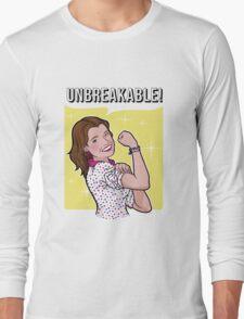 Unbreakable! Long Sleeve T-Shirt