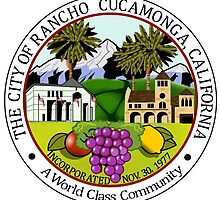 Seal of Rancho Cucamonga  by abbeyz71