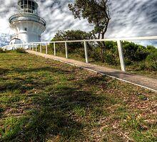 Seal Rocks Lighthouse by Matthew Jones