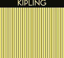KIPLING Subway Station by Daniel McLaren
