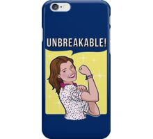 Unbreakable! iPhone Case/Skin
