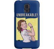 Unbreakable! Samsung Galaxy Case/Skin