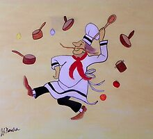 Chef Gone Wild by josephfrank