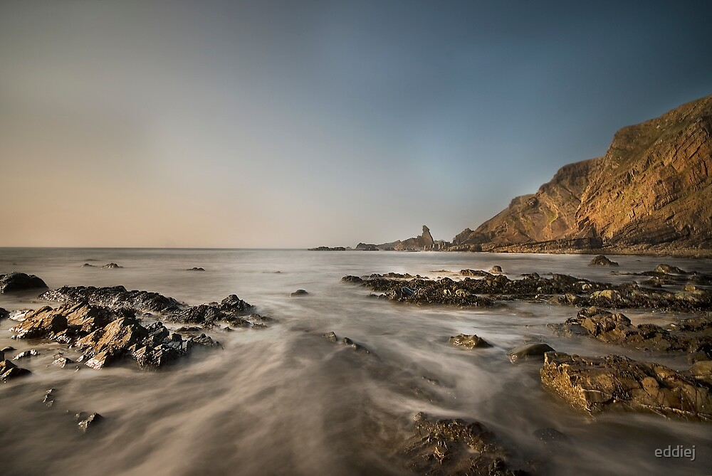 Hartland North Devon by eddiej