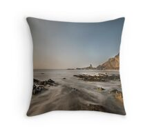 Hartland North Devon Throw Pillow