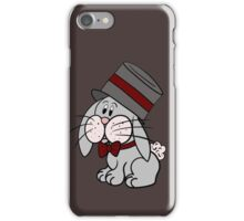 Magician Rabbit iPhone Case/Skin
