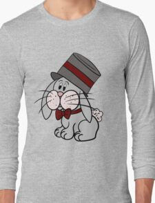 Magician Rabbit Long Sleeve T-Shirt