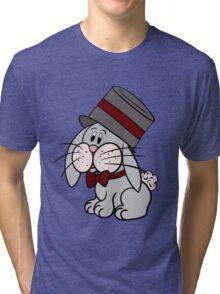 Magician Rabbit Tri-blend T-Shirt