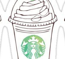 Starbucks Tumblers Sticker
