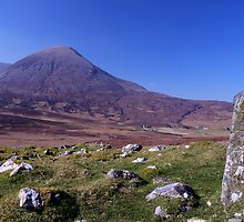 Beinn na Caillich by Blackgull