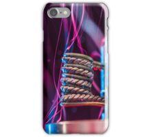 Vaper Coil Art iPhone Case/Skin