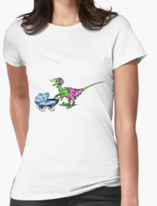 They Are Coming... Womens Fitted T-Shirt