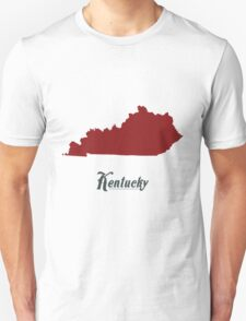 Kentucky - States of the Union Unisex T-Shirt