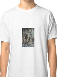 Airbrush Portrait - Brittany Murphy Classic T-Shirt