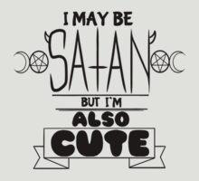 I may be Satan by inisitu