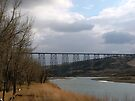 The Bridge Again by Leanna Lomanski