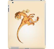 Raptor Applejack iPad Case/Skin
