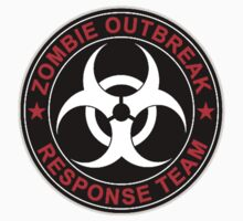 Zombie Response Team Bio Hazard by 8675309