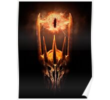 The Lord of the Rings - Sauron Poster